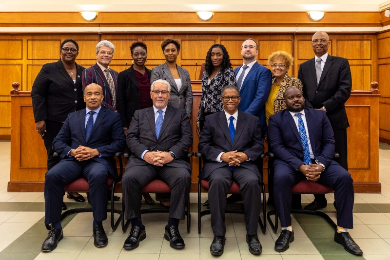 courtesy visit of the cj of bahamas 14 08 2019 800x534